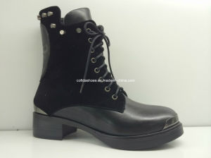 Newest Comfort Women Safety Boots for Fashion Working Ladies pictures & photos