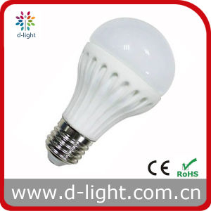 A60 8W Ceramic Global LED Lamp pictures & photos
