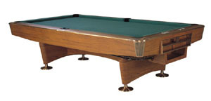 Professional Pool Table (KBP-5210) pictures & photos