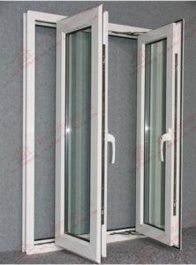 Professional Manufacturer of PVC Casement Windows (BHP-CW19) pictures & photos