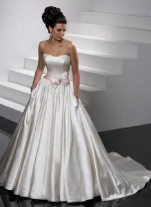 Wedding Dress, Evening Dress (DNW1041)