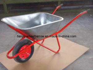Russia Market Wheel Barrow (Wb6425g) pictures & photos