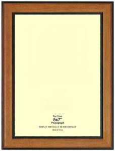 Picture Frame Designs & Wedding Wood Photo Frame pictures & photos