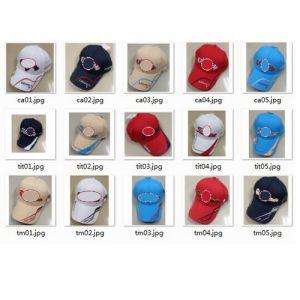 Multi Color Different Design Golf Cap/ OEM Sport Cap pictures & photos