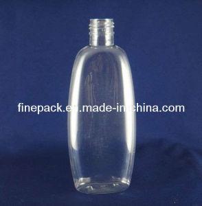 200 Ml Plastic Pet Oval Lotion Bottle (FPET200-B)