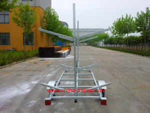 Hot DIP Galvanized Kayak Trailer (TR1000) pictures & photos