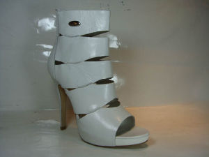 High Heel Sandal Shoe (532-32 311)