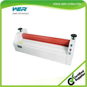 Hot Sales Small Cold Laminator pictures & photos
