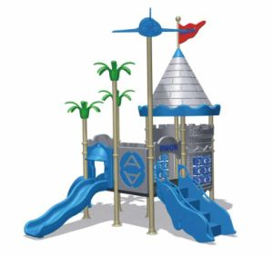 Indoor Playground System (BW-003A)