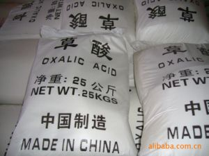 Oxalic Acid 99.6% Min pictures & photos