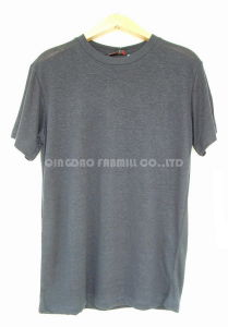Men′s and Women′s Hemp Organic Cotton T-Shirts (HG-BN-25) pictures & photos