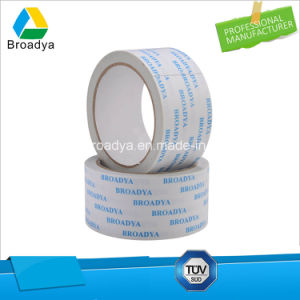 Double Sided Self Adhesive Tissue Tape Jumbo Roll (DTS10G) pictures & photos