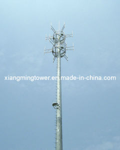 Electric Pole Communication Tower