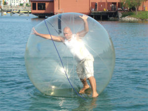 Rope of Water Ball (CWB-004)