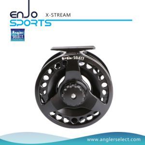 Fly Fishing CNC Fishing Tackle Reel (X-STREAM 3-4) pictures & photos