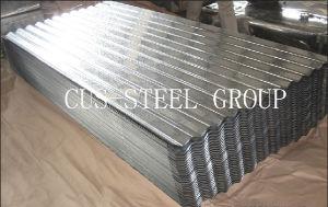 africa hot sell gi steel galvanized metal roof tile