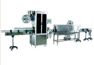 Sleeve Labelling Machine with CE Certificate (9000BPH)