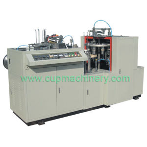 Single Side PE-Coated Paper Cup Forming Machine