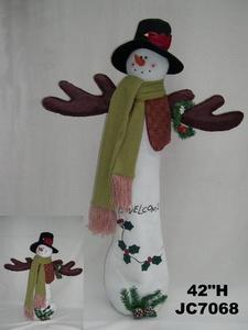 Flexible Christmas Snowman