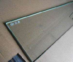 6mm+1.14PVB+6mm Tempered Laminated Glass for Building (JINBO) pictures & photos