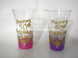 Handpainted Gift Shot Glass (B-GFG03) pictures & photos