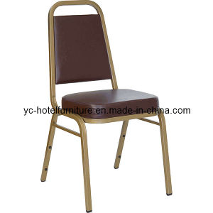 Steel Leather Chair (YC-ZG39) pictures & photos