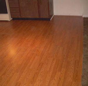 Hot Sale AC3 HDF Laminate Laminated Flooring pictures & photos