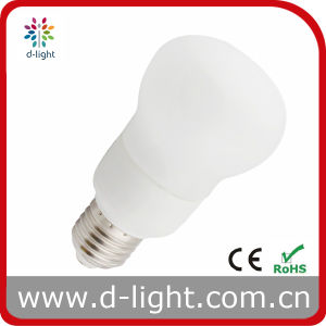 Frosted Energy Saving Bulb (Mushroom Shape) pictures & photos