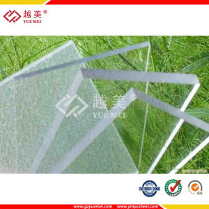 2015 High Quality Ten Years Warranty Transparent Buliding Material Solid Polycarbonate Sheet pictures & photos