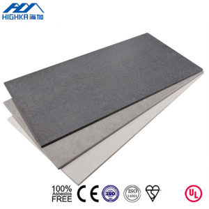 Wholesale Building Material Concrete 9mm Fiber Cement Board pictures & photos