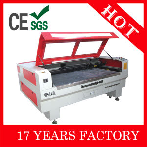Bjg-1610 Leather Laser Cutting Machine pictures & photos