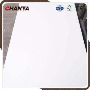White/Black Melamine MDF for Decoration pictures & photos
