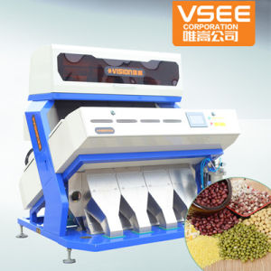 2018 New CCD Color Sorter Machine pictures & photos