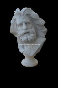 Marble Bust Sculpture (STT017) pictures & photos