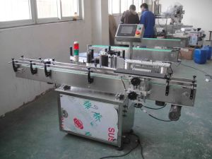 Automatic Wine Bottle Labeling Applicator (TB-100) pictures & photos