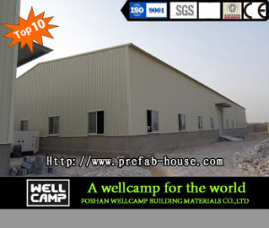 Qatar Project Widely Used Steel Structure for Warehouse pictures & photos