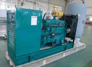 50kw Open Type Biogas Generator Set pictures & photos