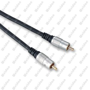 RCA Audio AV Cable (WD14-003) pictures & photos