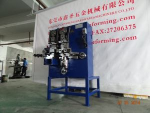 Automatic Mechanical Metal Semi-Open Pet Strapping Seal Making Machine pictures & photos