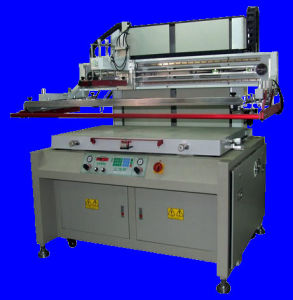 Electric Flat Vacuum Screen Printer