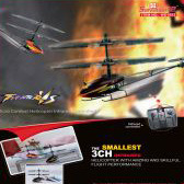 RC Toy 3CH Combat Helicopter