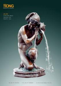 Bronze Sculpture Larger Series (LS-012)