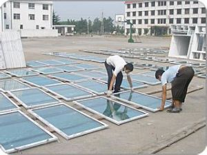 Insulated Glass / Double Glazed Glass Manufacturer pictures & photos