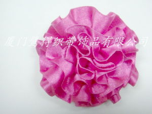 Ribbon Bows, Ribbon Flower, Carnation (RB-08)