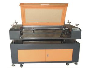 Wood Laser Cutting and Engraving Machine (QL-1290)