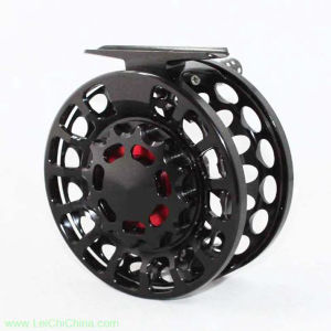Machine Cut Saltwater Aluminium CNC Fly Reel Made in China pictures & photos