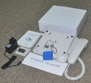 GSM Fixed Wireless Phone FWP 6288 (850MHz/ 900MHz/ 1800MHz/ 1900MHz Optional) pictures & photos
