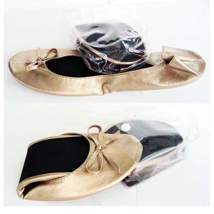 Fold /Rolling Shoe