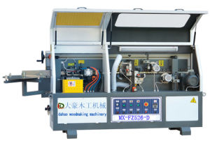 Semi-Automatic Linear Edge Banding Machine (MX-FZ526-D)