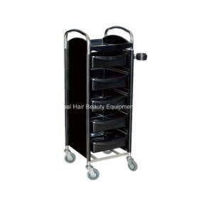 Black Color Salon Equipment or Salon Trolley (HQ-A021)